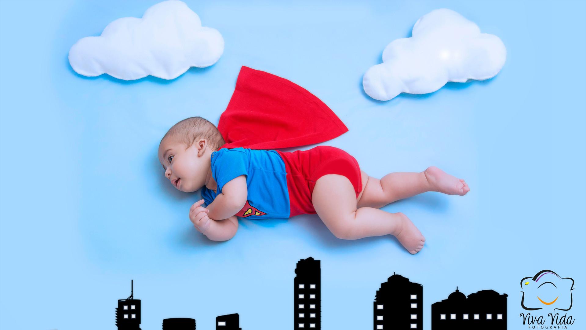 Acompanhamento mensal do seu bebê