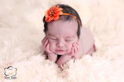Ensaio fotográfico Newborn em Cotia