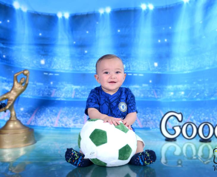 Ensaio de futebol
