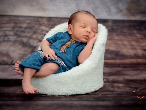 Sono do Bebê – Quando meu filho dormirá a noite toda?