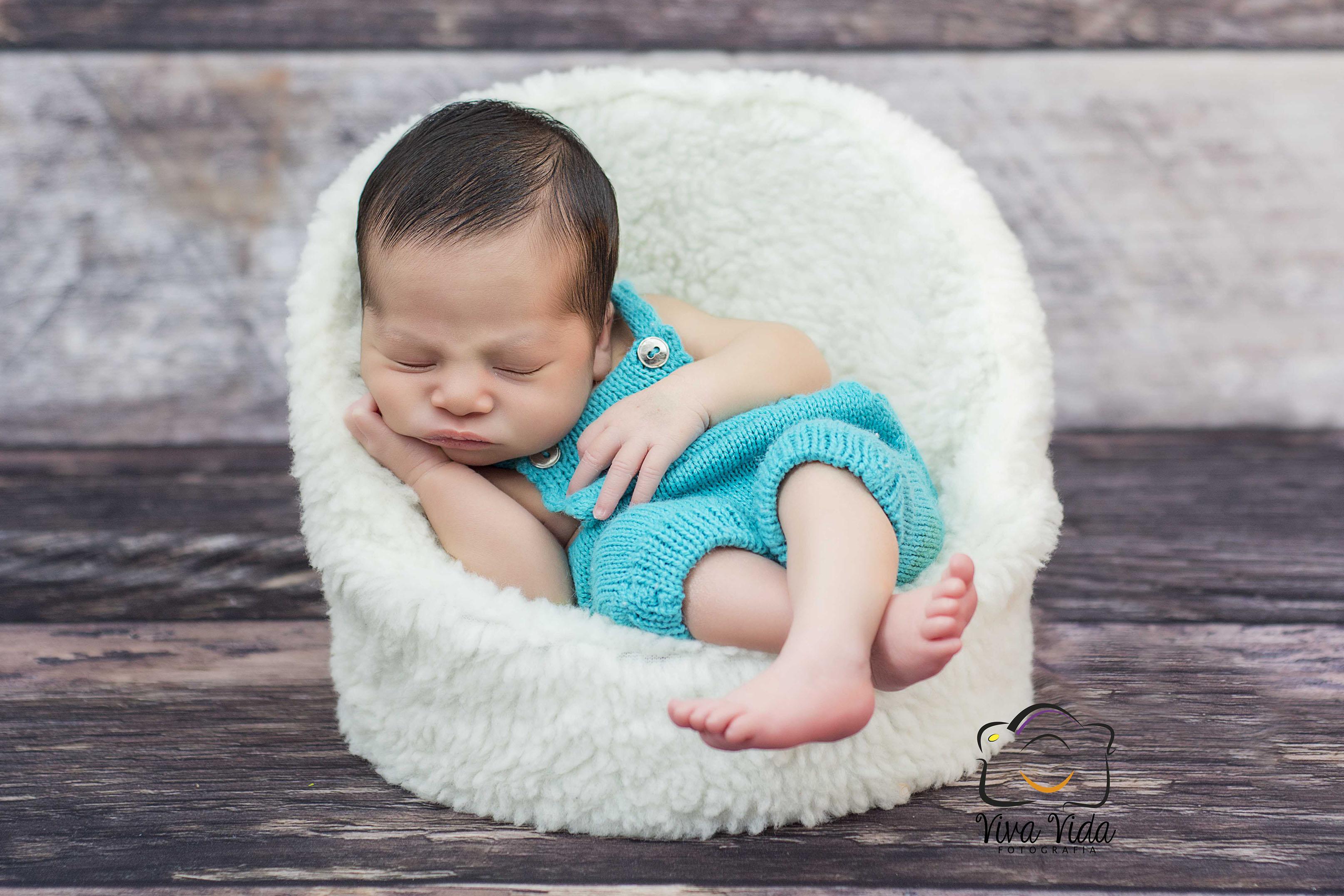 Ensaio de recém nascido na Granja
