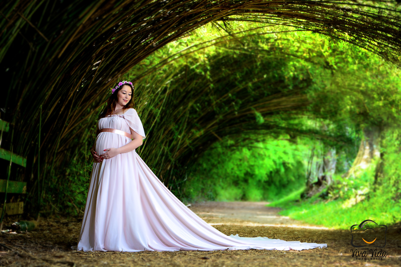 Ensaio de grávida no Cemucam