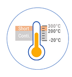 VChamber temperature range vacuum