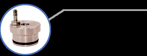 Spectroscopy Lid For VCM Disc Tool