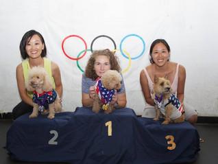 Doggie Olympics Recap