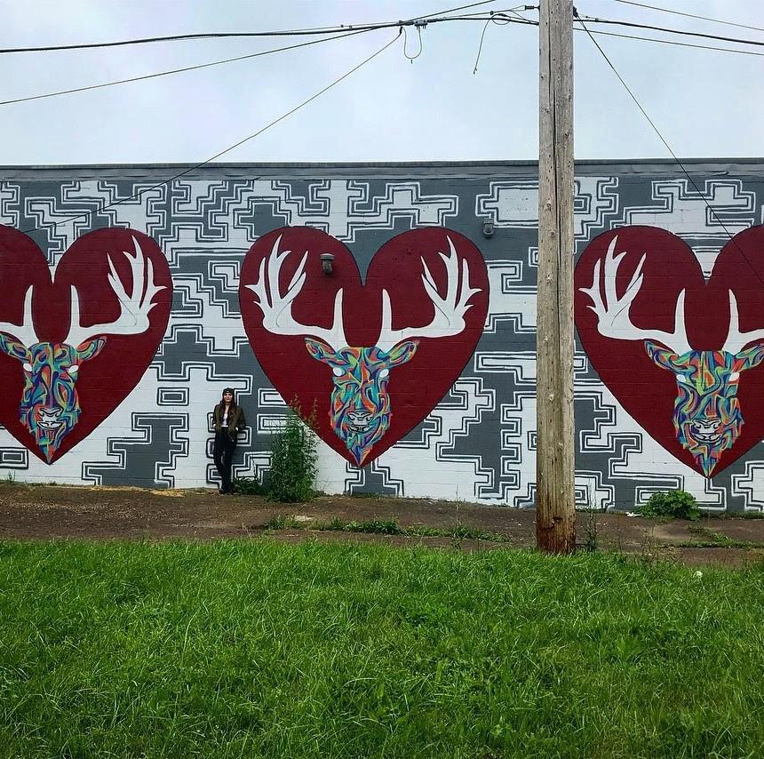 Elkhart in Eastern Market  Detroit, MI