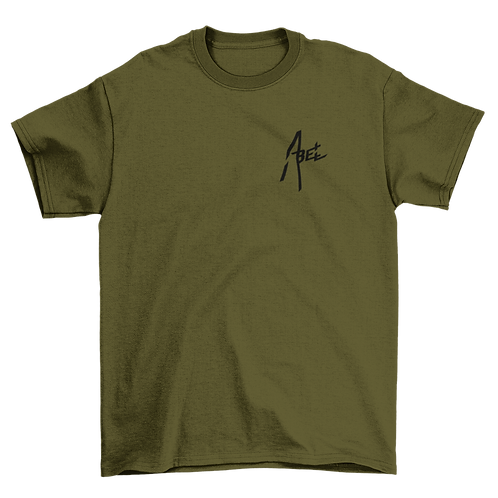 Abel Brand T-Shirt  *Military Green
