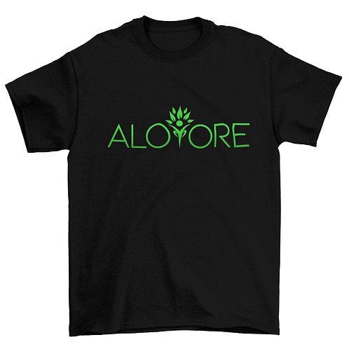 Alojore Black/Green T-Shirt