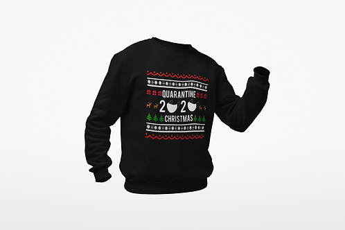 Quarantine Christmas Sweatshirt