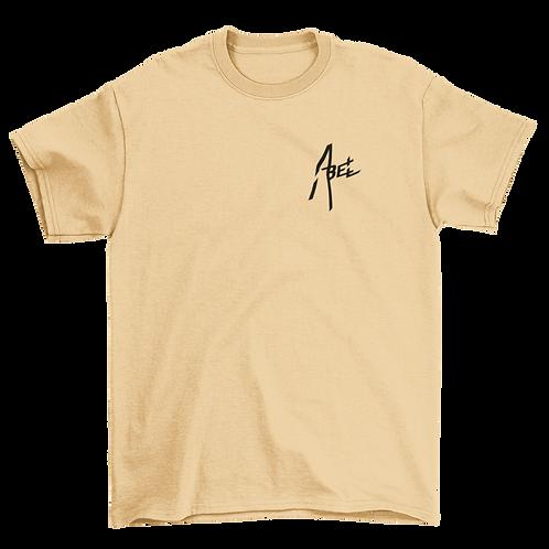 Abel Brand T-Shirt *Desert Sand
