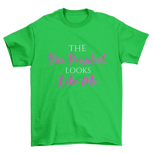 Looks Like Me Green/Pink