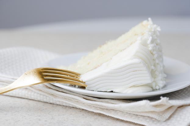 Scheibe des Kuchens