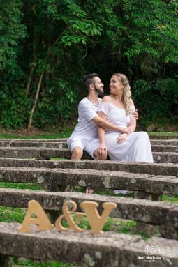 Amanda&Victor - Ensaio Pré Casamento