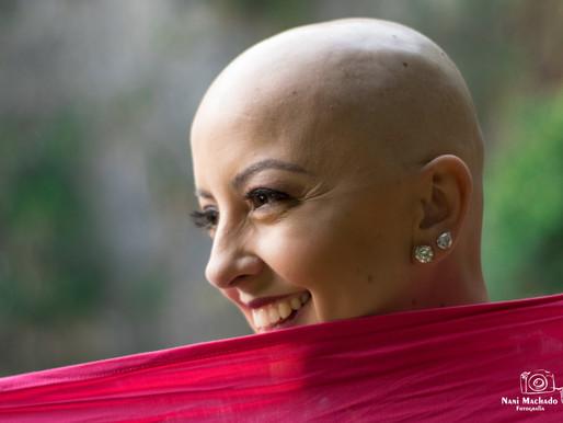 Ensaio Feminino de Superação Câncer de Mama