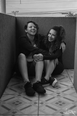 Bruna e Fernanda - Ensaio Casal
