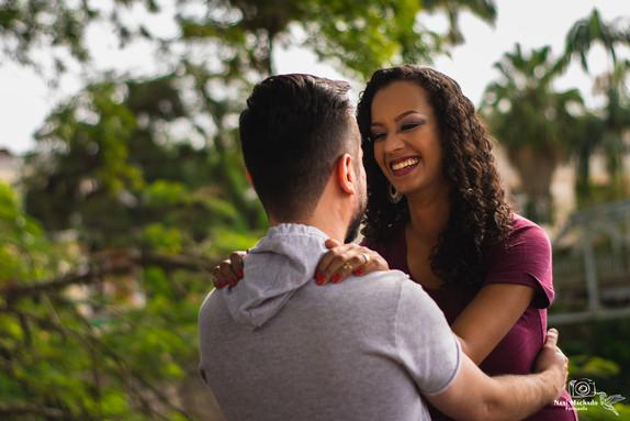 Aline & Daniel - Ensaio Casal