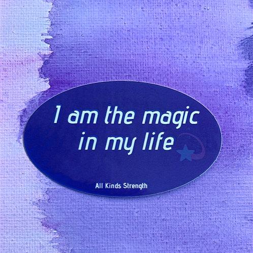 I Am the Magic Sticker