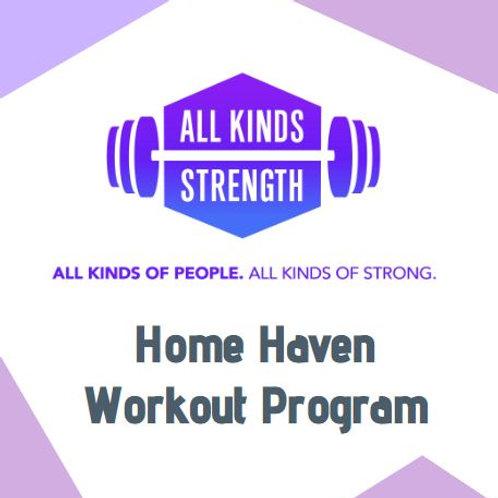 Home Haven Workout Program