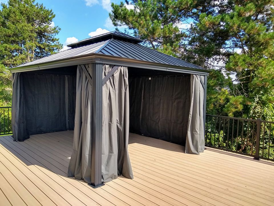Sojag Gazebo Privacy Curtain