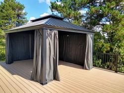 Sojag Gazebo Privacy Curtain