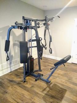 Wheelchair Weight Stack