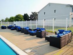 Wicker Pool Side Furniture