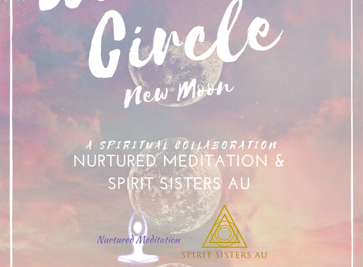 Women's Circle New Moon - Sept 29th 2019