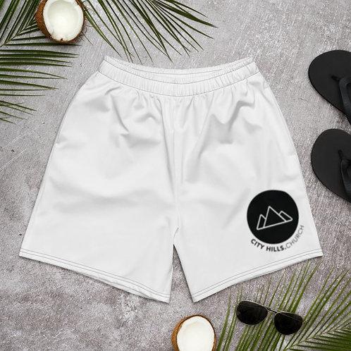 City Hills Men's Athletic Long Shorts