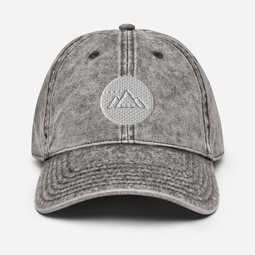 City Hills Logo Vintage Cap