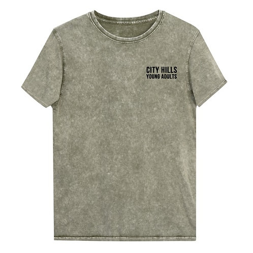 City Hills Young Adults Vintage Tee