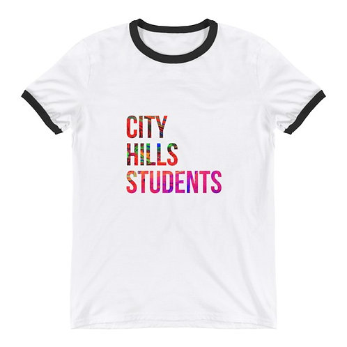 City Hills Students Ringer Tee