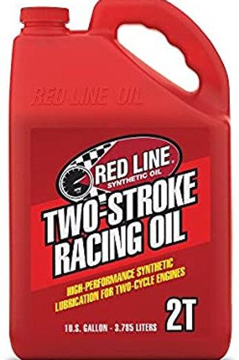 Two-Stroke Racing oil Redline