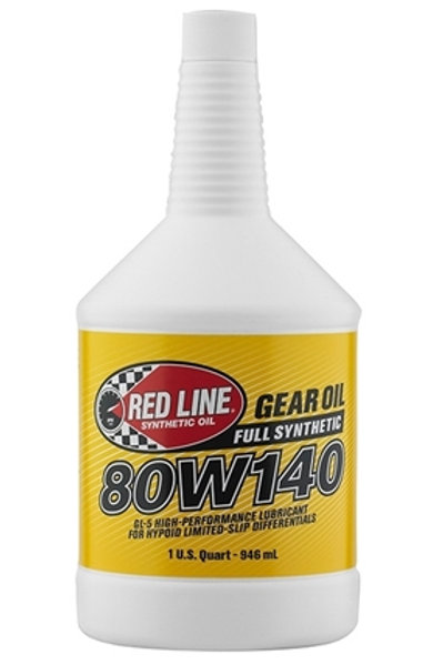 80W140 GL-5 GEAR OIL
