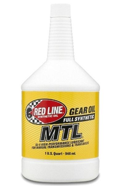 MTL® 75W80 GL-4 GEAR OIL