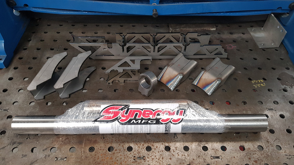 Synergy MFG Bracing kit for Jeep