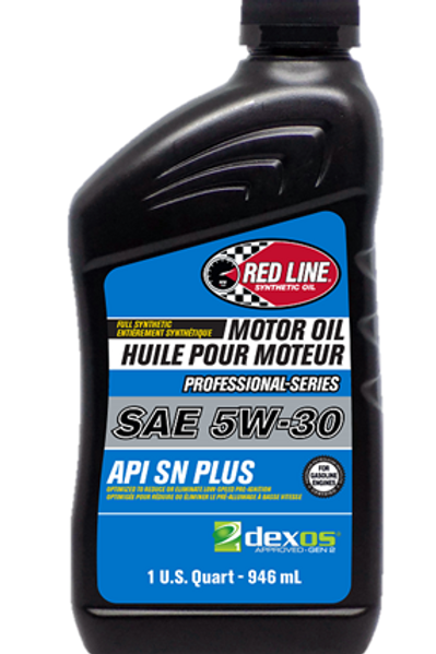 PROFESSIONAL-SERIES 5W30 MOTOR OIL