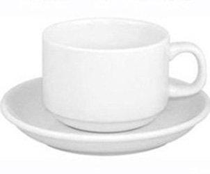 Athena Cup and Saucer