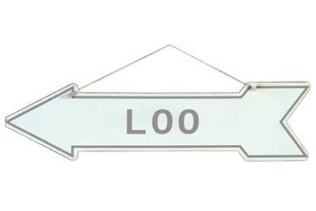 Loo Sign