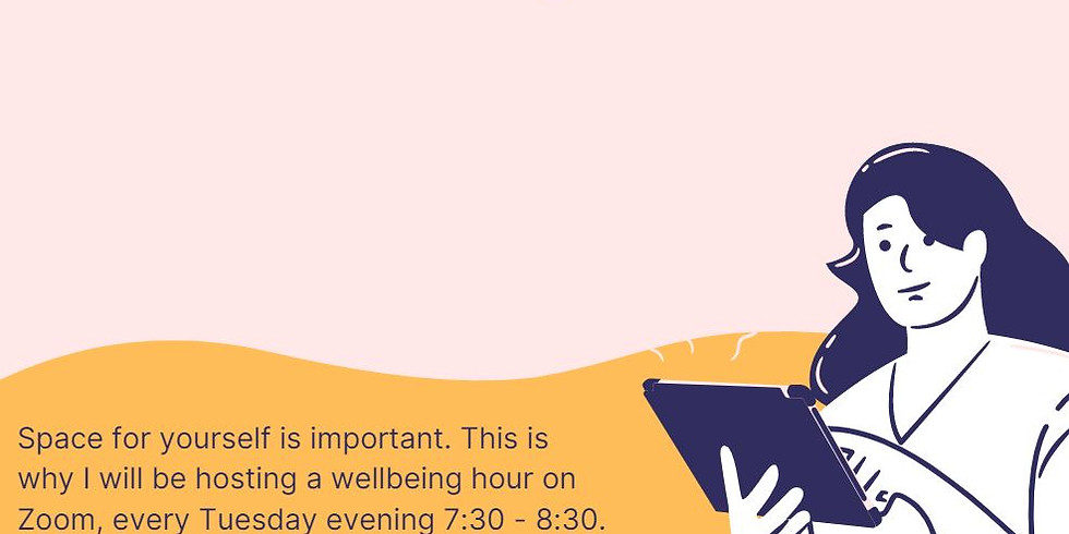 Wellbeing Hour