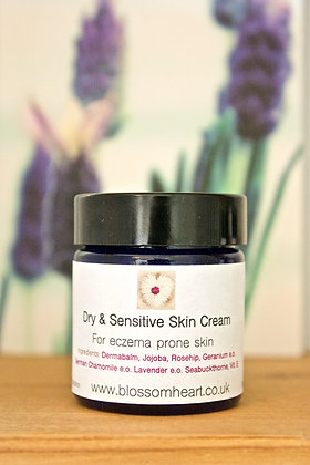 Dry & Sensitive Skin Cream