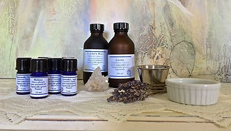 Aromatherapy, Organic Skin Care, Holistic Therapies, Massage