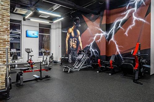 Хит Gym 6м