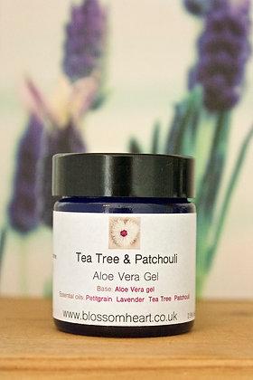 Tea Tree & Patchouli Gel