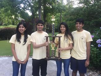 2017 1st Place Senior GIPS TEAM