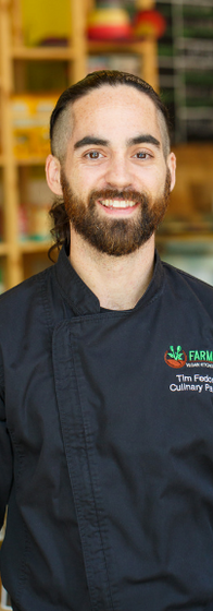 Chef Tim Fedorko