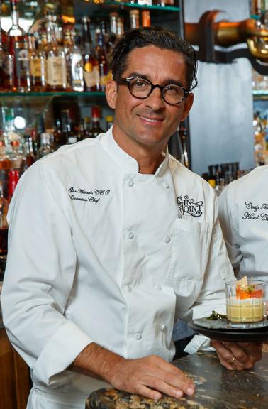 Chef Gui Alinat