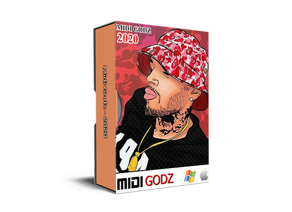 Chris Brown Type MIDI Kit