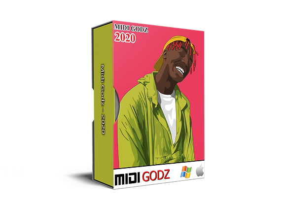 Lil Yachty Type MIDI Kit