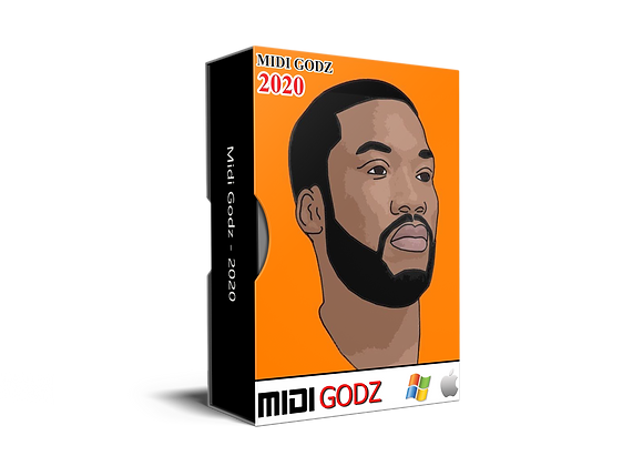 Meek Mill Type MIDI Kit