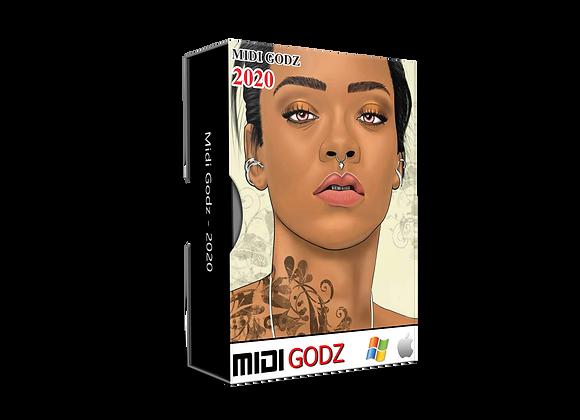 Rihanna Type MIDI Kit